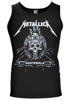 koszulka na ramiączkach METALLICA - GUATEMALA