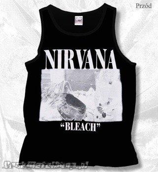 koszulka na ramiączkach NIRVANA - BLEACH