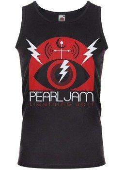 koszulka na ramiączkach PEARL JAM - LIGHTNING BOLT