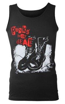 koszulka na ramiączkach PUNK'S NOT DEAD