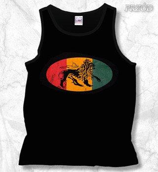 koszulka na ramiączkach RASTA LION