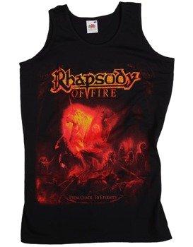 koszulka na ramiączkach RHAPSODY OF FIRE - FROM CHAOS TO ETERNITY