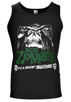 koszulka na ramiączkach ROB ZOMBIE - IT'S A DEADLY NIGHTMARE!