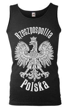 koszulka na ramiączkach RZECZPOSPOLITA POLSKA