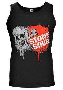 koszulka na ramiączkach STONE SOUR - AUDIO SECRECY