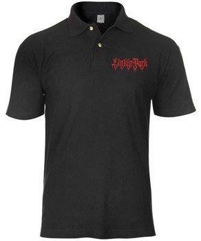 koszulka polo LINKIN PARK - RED