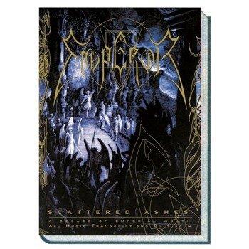 książka EMPEROR - SCATTERED ASHES TAB BOOK, wersja anglojęzyczna