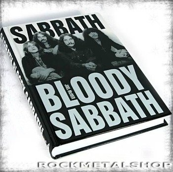książka SABBATH - BLOODY SABBATH - JOEL McIVER