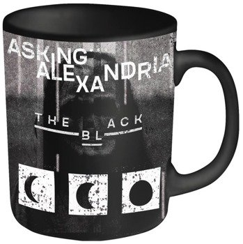 kubek ASKING ALEXANDRIA - THE BLACK 2