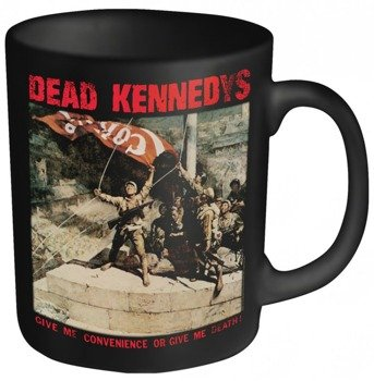 kubek DEAD KENNEDYS - CONVENIENCE OR DEATH