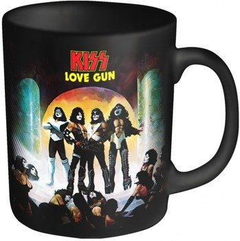 kubek KISS - LOVE GUN