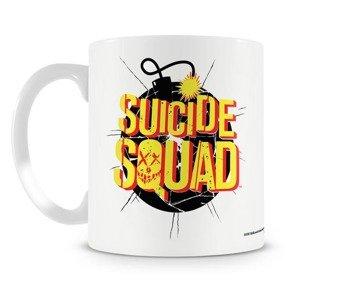 kubek SUICIDE SQUAD - BOMB LOGO
