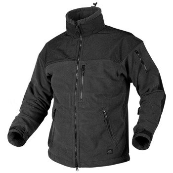 kurtka polar CLASSIC ARMY FLEECE JACKET BLACK