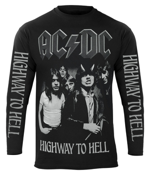 longsleeve AC/DC - FOR THOSE ABOUT TO ROCK