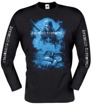 longsleeve AVENGED SEVENFOLD - NIGHTMARE