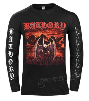 longsleeve BATHORY - IN MEMORY