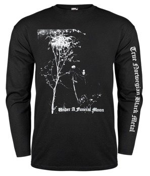 longsleeve DARKTHRONE - UNDER A FUNERAL MOON