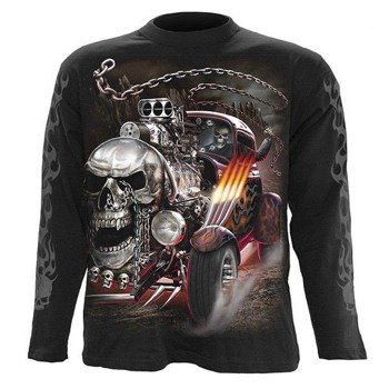 longsleeve DEATH ON WHEELS