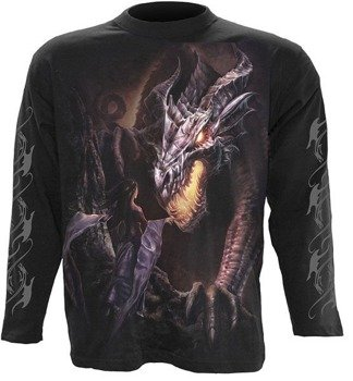 longsleeve DRAGON MAIDEN