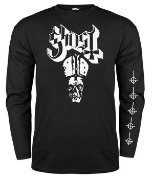 longsleeve GHOST - FACE