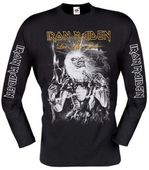 longsleeve IRON MAIDEN - LIVE AFTER DEATH