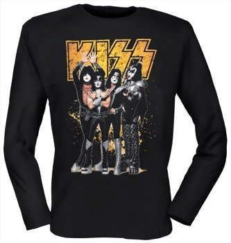longsleeve KISS - LIVING LEGENDS