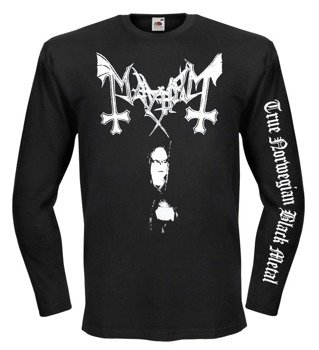 longsleeve MAYHEM - EURONYMOUS WITH SWORD