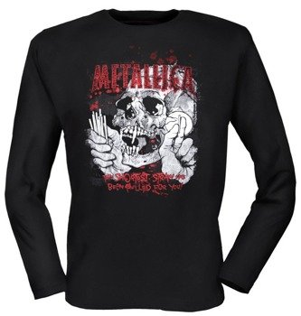 longsleeve METALLICA - THIS SHORTEST STRAW HAS BEEN PULLED FOR YOU!