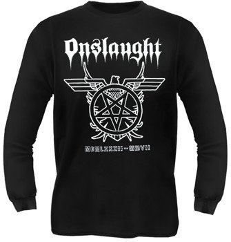 longsleeve ONSLAUGHT - ANGELS OF DEATH