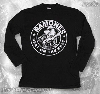 longsleeve RAMONES - BEAT ON THE BRAT