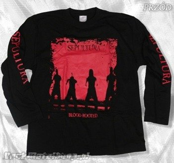 longsleeve SEPULTURA - BLOOD ROOTED