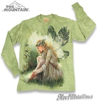 longsleeve THE MOUNTAIN - GREEN WINGED FAIRY