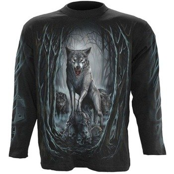 longsleeve WOLF NIGHTS