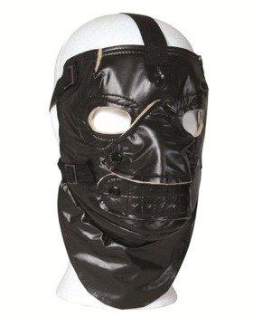 maska motocyklowa OCIEPLANA