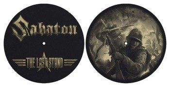 mata gramofonowa slipmata SABATON - THE LAST STAND