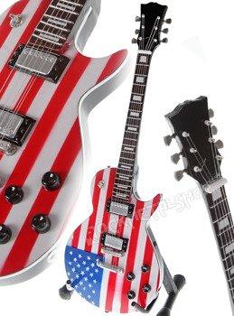 miniaturka gitary AEROSMITH - JOE PERRY: LES PAUL USA