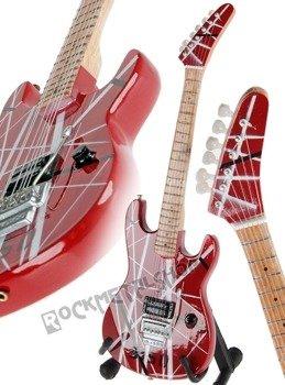 miniaturka gitary EDDIE VAN HALEN: KRAMER BARETTA