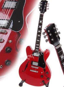 miniaturka gitary ERIC CLAPTON - CROSSROADS ES-335