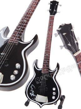 miniaturka gitary KISS - GENE SIMMONS SIGNATURE: PUNISHER BASS