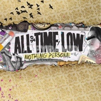 naklejka ALL TIME LOW - ALBUM COVER