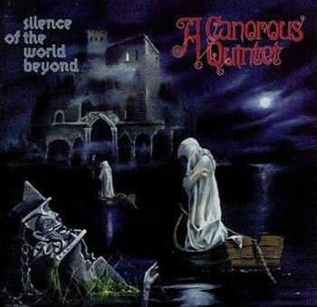 naszywka A CANOROUS QUINTET - SILENCE OF THE WORLD BEYOND