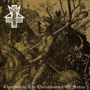 naszywka ABIGOR - CHANNELING THE QUINTESSENCE OF SATAN