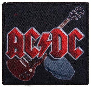 naszywka AC/DC - GUITAR