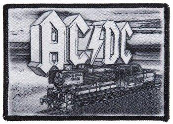naszywka AC/DC - ROCK 'N' ROLL TRAIN