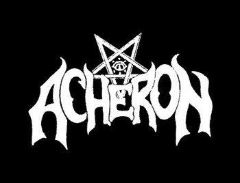 naszywka ACHERON - LOGO