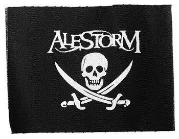 naszywka ALESTORM - PIRATE SKULL