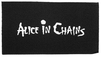 naszywka ALICE IN CHAINS - LOGO