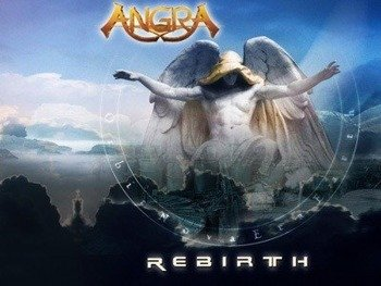 naszywka ANGRA - REBIRTCH