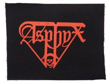 naszywka ASPHYX - RED LOGO