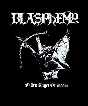 naszywka BLASPHEMY - FALLEN ANGEL OF DOOM